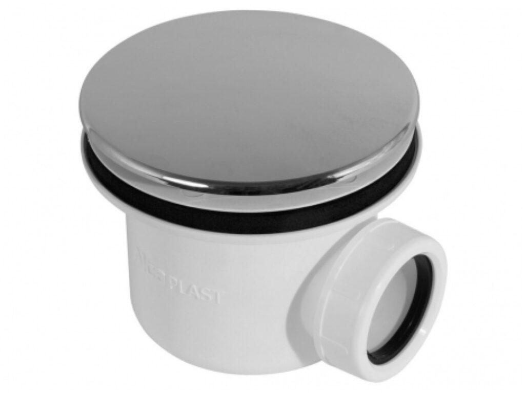 Sifon vaničkový chrom A49CR - Sanitární keramika / Příslušenství k sanitární keramice