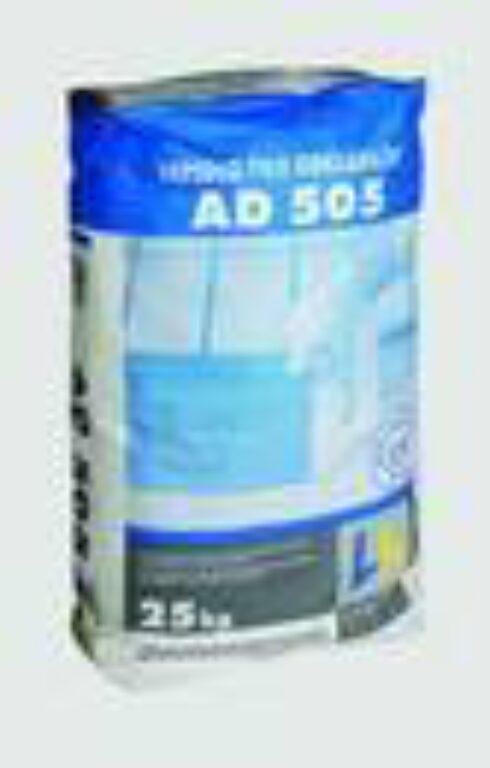 LAS AD505 lepidlo á25kg - Stavební chemie / Lepidla / Katalog koupelen