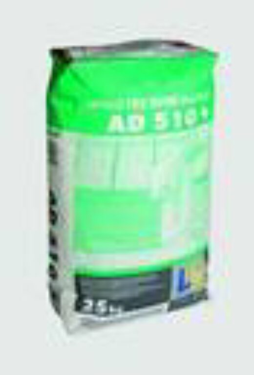 LAS AD510+ ,lepidlo á25kg - Stavební chemie / Lepidla / Katalog koupelen