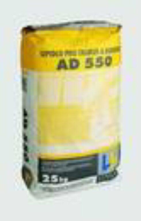 LAS AD550 lepidlo bílé flexibilní á 25kg - Stavební chemie / Lepidla / Katalog koupelen