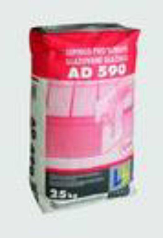 LAS AD590 lepidlo flexibilní rychletuhnoucí á25kg - Stavební chemie / Lepidla / Katalog koupelen