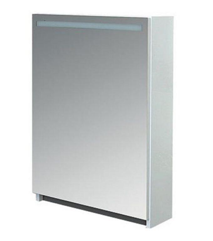 AMETYST zrcadlová skříňka se zabudovaným osvětelním AM21/PK1K1 - Koupelnový nábytek / Zrcadlové skříňky / Katalog koupelen