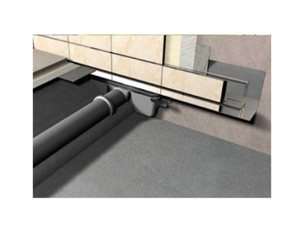 Žlab APZ5 SPA - odtokový systém APZ5-TWIN-850 - Žlaby / Katalog koupelen