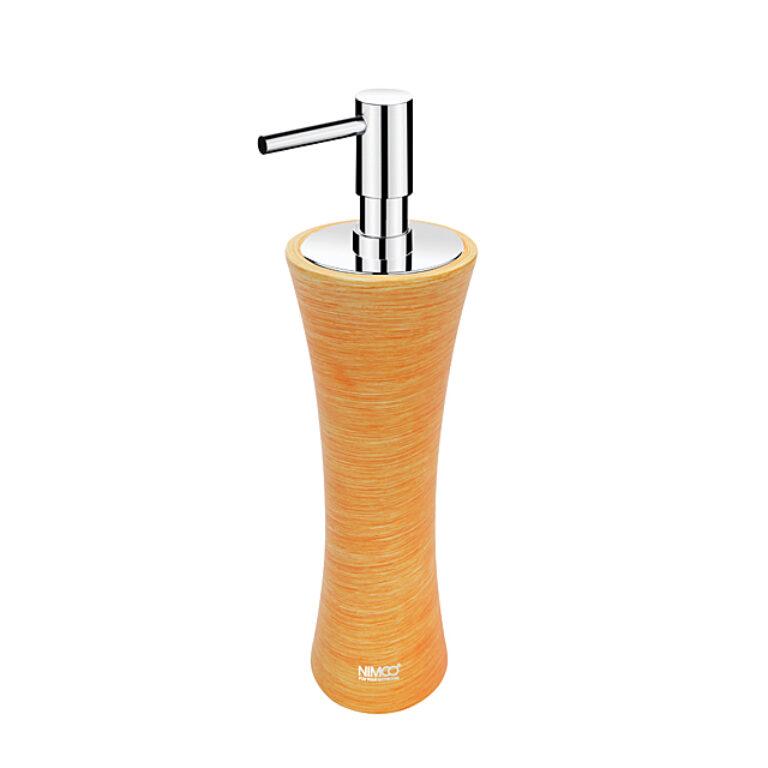 NIMCO-Atri dávkovač na tekuté mýdlo polyresin oranžová AT5031-20 - Koupelnové doplňky / Doplňky do koupelny / Katalog koupelen