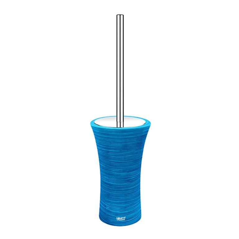 NIMCO-Atri stojánkový WC kartáč polyserin modrá AT5094-60 - Koupelnové doplňky / Doplňky k WC / Katalog koupelen