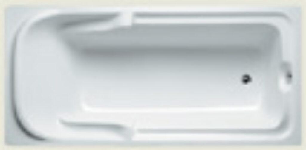 RIHO calgary 190x90cm bílá005 I.j. - Vany  / Obdelníkové vany do koupelen / Katalog koupelen