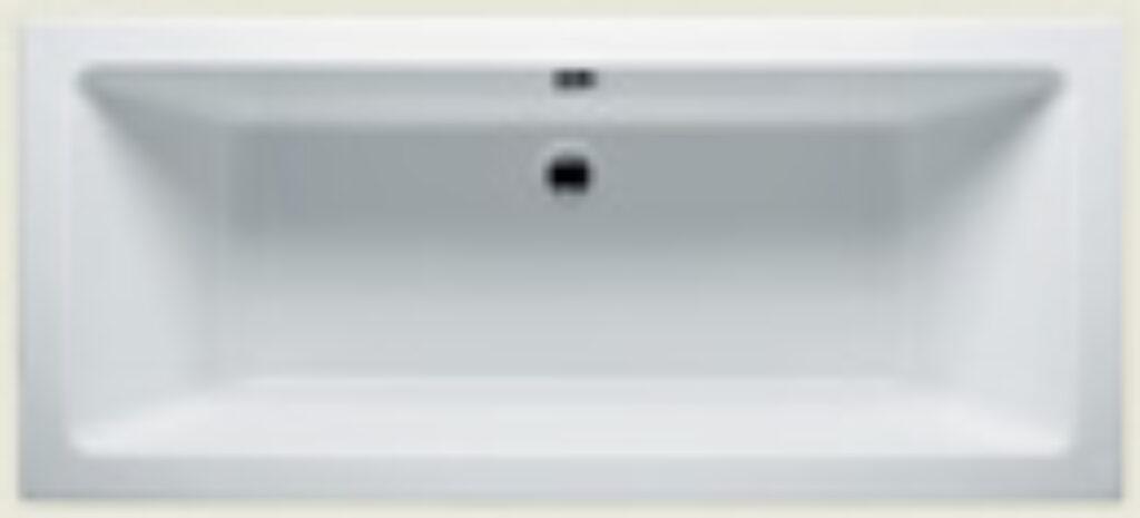 RIHO lusso 170x75cm bílá I.j. - Vany / Obdélníkové vany