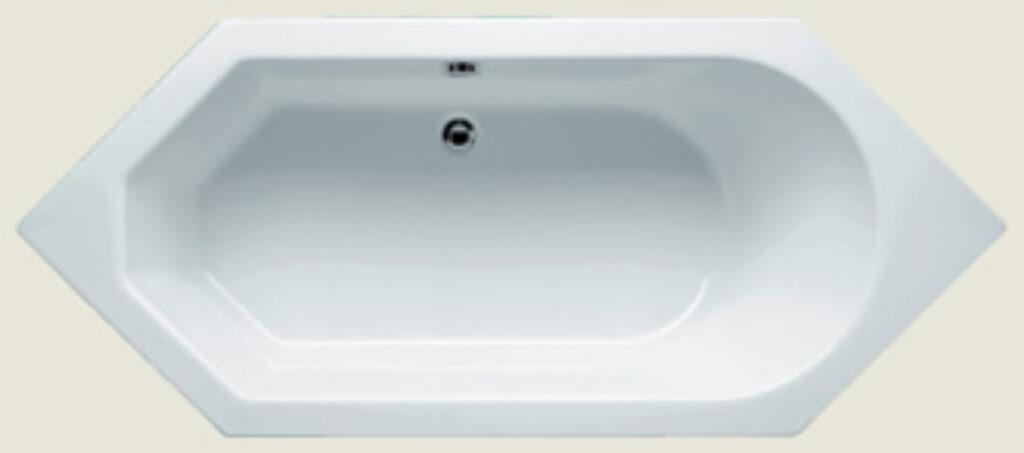 RIHO alberta 190x80cm bílá005 I.j. - Vany / Ostatní vany