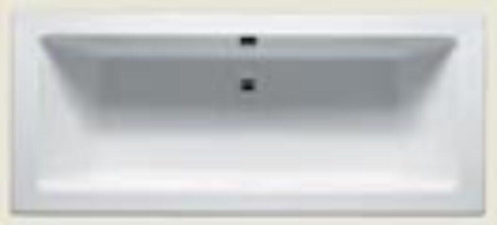 RIHO lusso 190x80cm bílá I.j. - Vany / Obdelníkové vany do koupelen