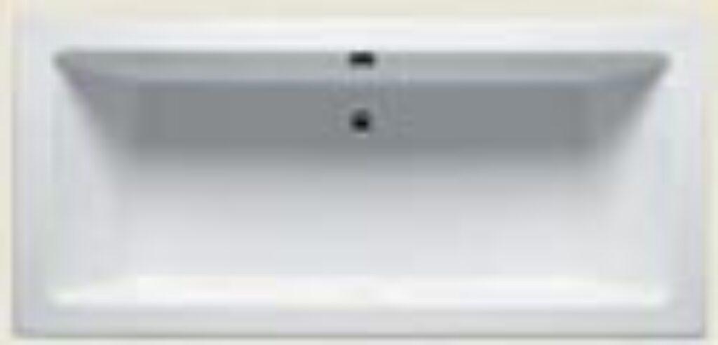 RIHO lusso 200x90cm bílá I.j. - Vany / Obdelníkové vany do koupelen