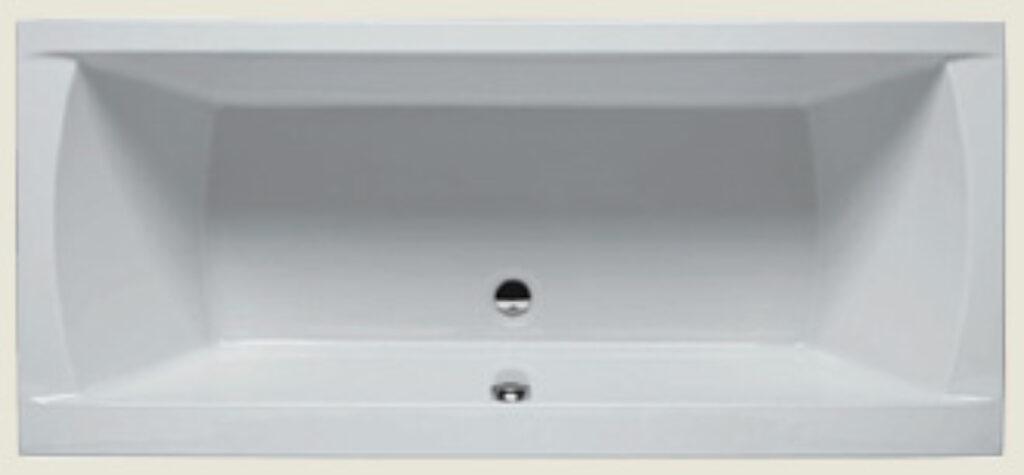 RIHO julia 180x80cm bílá005 I.j. - Vany / Obdélníkové vany