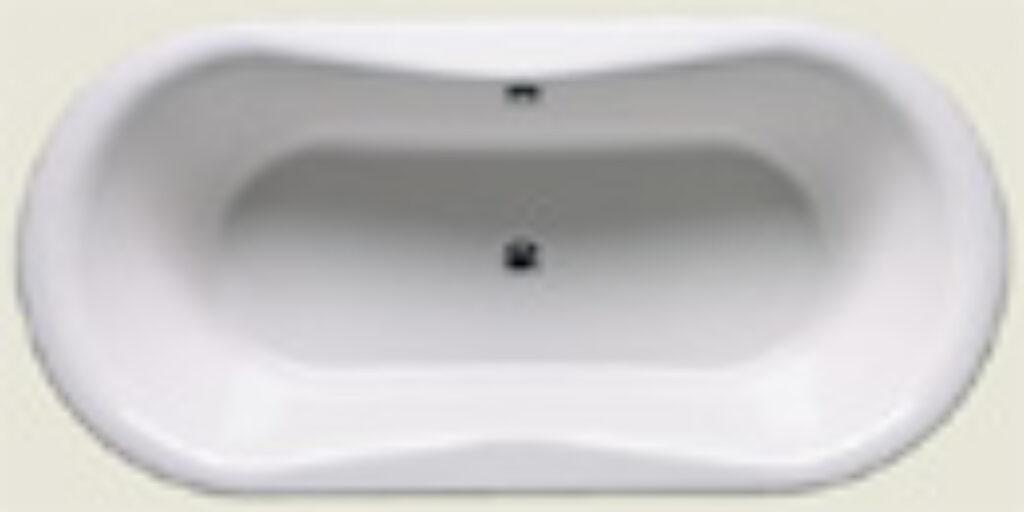 RIHO lugano 190x90 bílá005 I.j. - Vany / Obdelníkové vany do koupelen