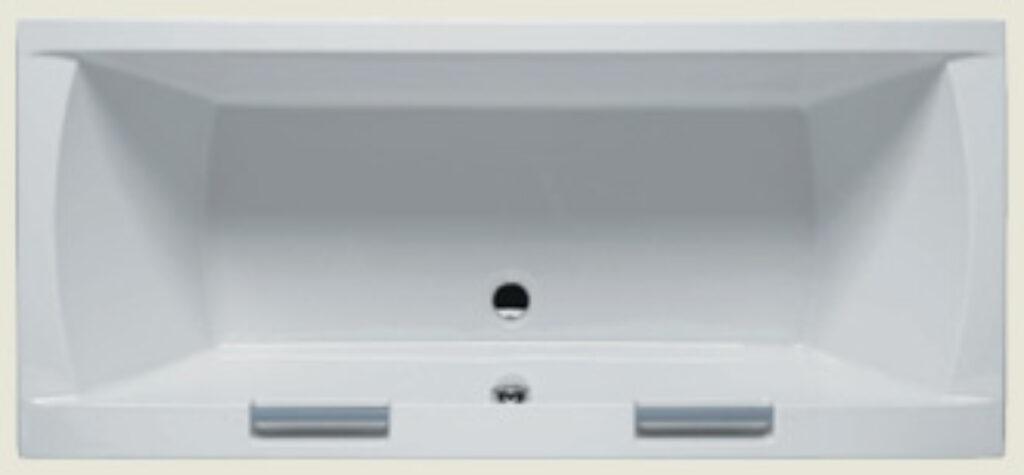RIHO modena 180x80cm bílá I.j. - Vany / Obdelníkové vany do koupelen