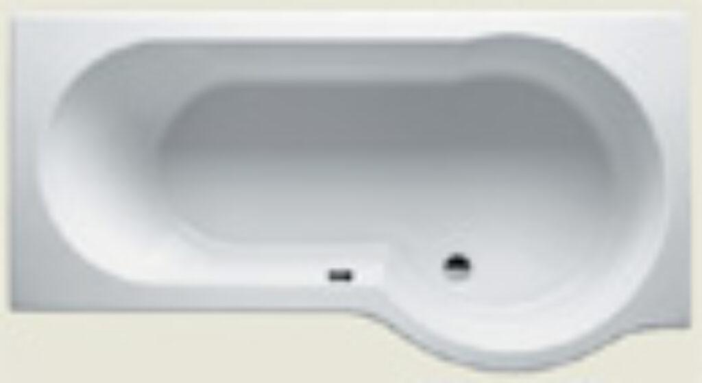 RIHO dorado levá 170x90cm bílá005 I.j. - Vany / Obdélníkové vany