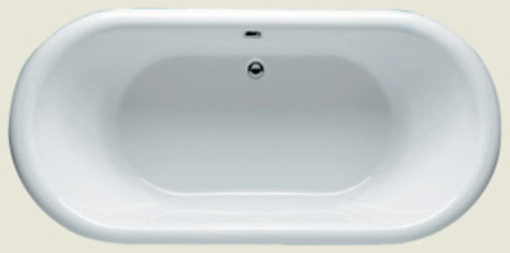 RIHO seth 180x86cm bílá005 I.j. - Vany / Obdélníkové vany