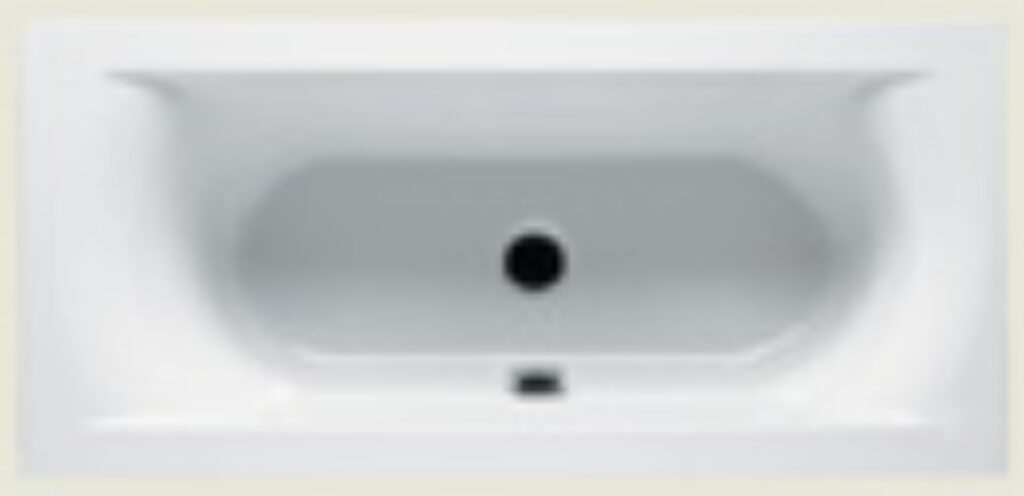 RIHO lima 160x70cm bílá005 I.j. - Vany / Obdélníkové vany