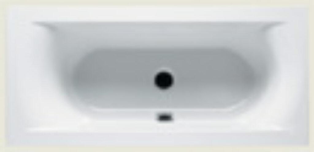 RIHO lima 180x80cm bílá005 I.j. - Vany / Obdelníkové vany do koupelen