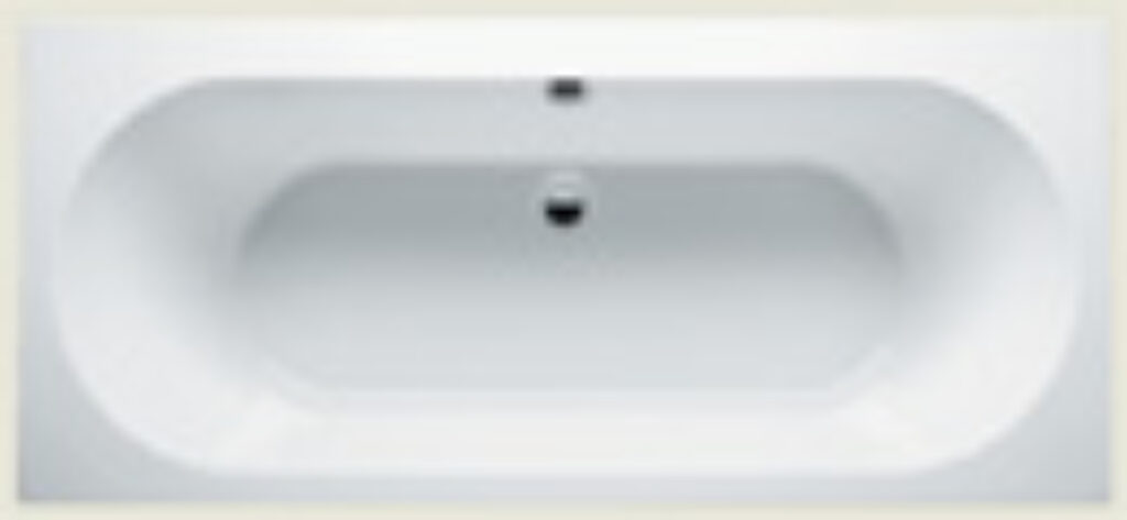 RIHO carolina 170x80cm bílá005 I.j. - Vany / Obdelníkové vany do koupelen
