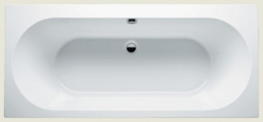 RIHO carolina 180x80 bílá005 I.j. - Vany  / Obdelníkové vany do koupelen / Katalog koupelen