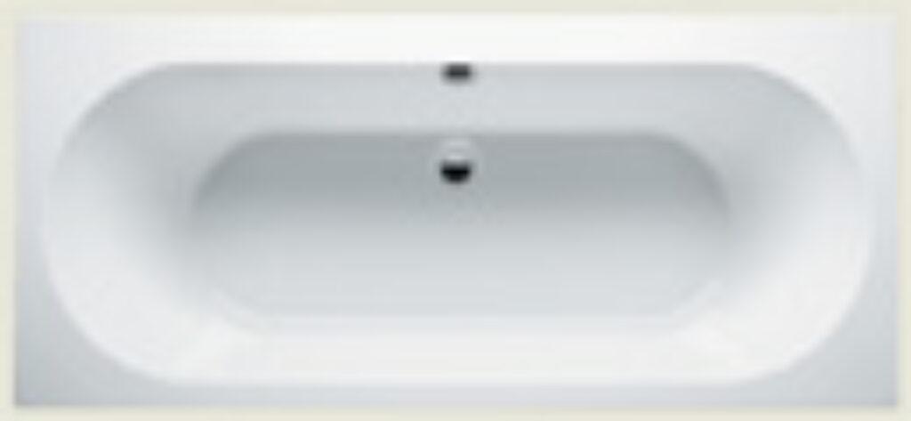 RIHO carolina 190x80 bílá I.j. - Vany / Obdelníkové vany do koupelen