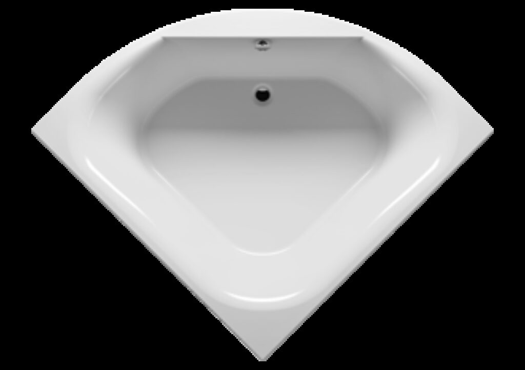 RIHO atlanta 140x140cm bílá005 I.j. - Vany  / Rohové vany do koupelen / Katalog koupelen
