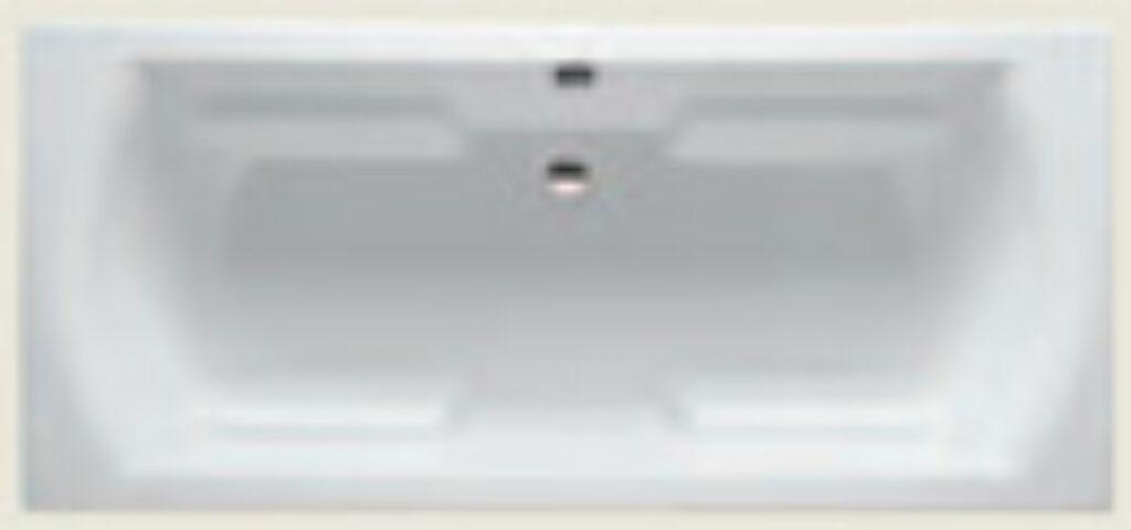 RIHO livorno 190/90cm bílá I.j. - Vany / Obdelníkové vany do koupelen
