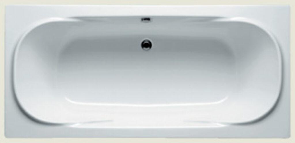 RIHO taurus 170x80cm bílá005 I.j. - Vany / Obdelníkové vany do koupelen