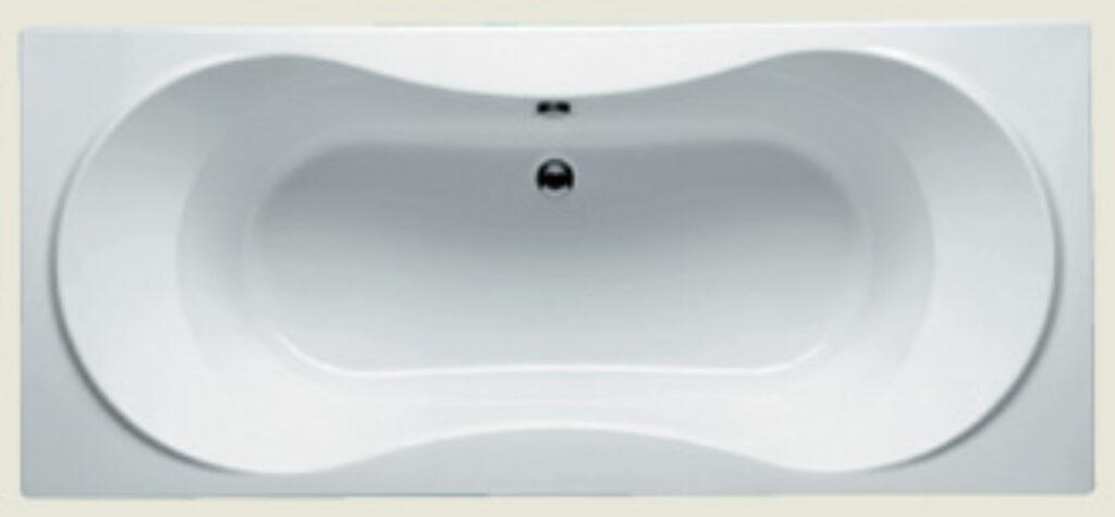 RIHO pegas 180x80cm bílá005 I.j. - Vany / Obdelníkové vany do koupelen