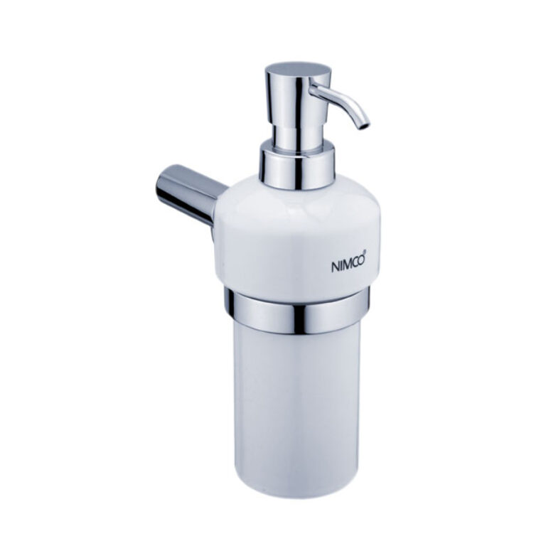 NIMCO-Bormo dávkovač na tekuté mýdlo 200ml keramika BR11031K-26 - Doprodej koupelnového vybavení / Koupelnové doplňky v doprodeji / Doplňky do koupelny