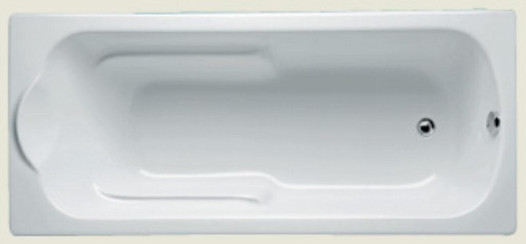 RIHO virgo 170x75cm bílá005 I.j. - Vany / Obdelníkové vany do koupelen