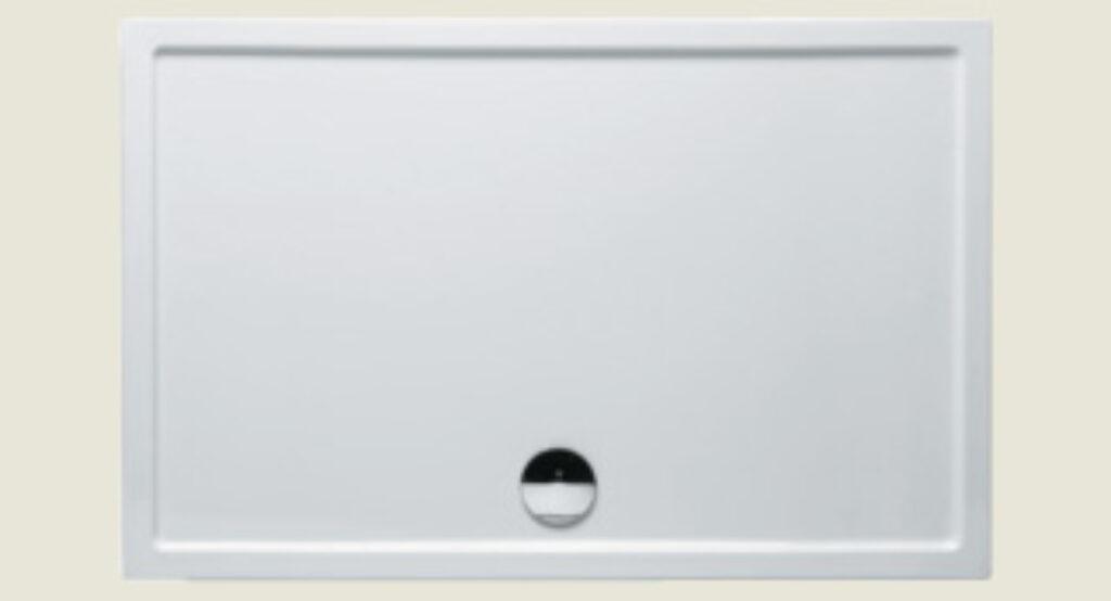 RIHO vanička DA64 SV256 obdélník 140/90/4,5 bílá I.j. - Sprchové kouty pro koupelny / Sprchové vaničky do koupelny / Katalog koupelen