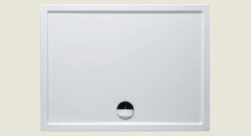 RIHO vanička DA75 SV275 obdelník 120/80/4,5 +panel bílá I.j. - Sprchové kouty pro koupelny / Sprchové vaničky do koupelny