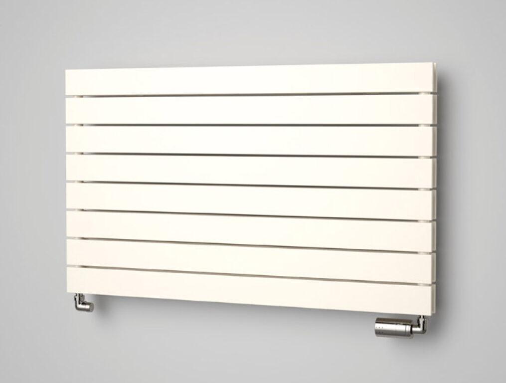 ISAN-Collom Double Horizontal 602/1400 slonová kost S08 DCLD06021400SK67 - Koupelnové radiátory / Designová otopná tělesa / Katalog koupelen