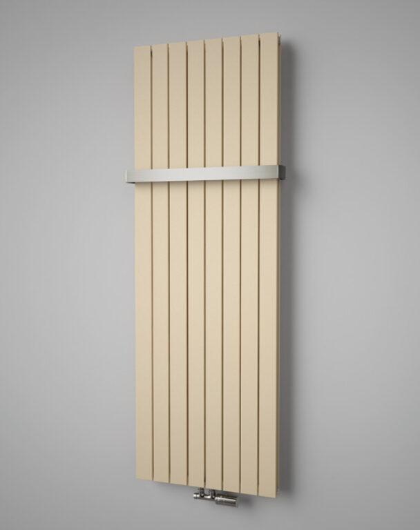 ISAN-Collom Double 1800/298 kov RAL9006 DCLD18000298SM20 - Koupelnové radiátory / Designová otopná tělesa / Katalog koupelen