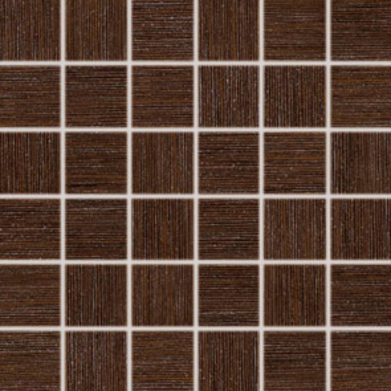 defile 29,5/29,5 I.hnědá mozaika DDM06361 - Doprodej obkladů a dlažeb / Mozaiky