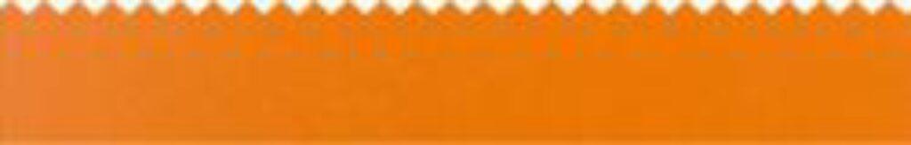 Bordura k dlažbě Buffalo 45/7,2 oranžová DDVPF148 - Doprodej obkladů a dlažeb / Obklady a dlažby RAKO