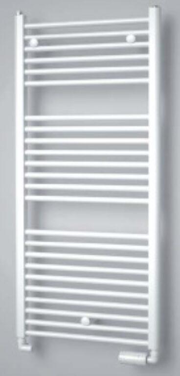 ISAN-Grenada 695/600 sněhově bílá RAL9016 DGRE06950600SK01 - Koupelnové radiátory / Klasická otopná tělesa