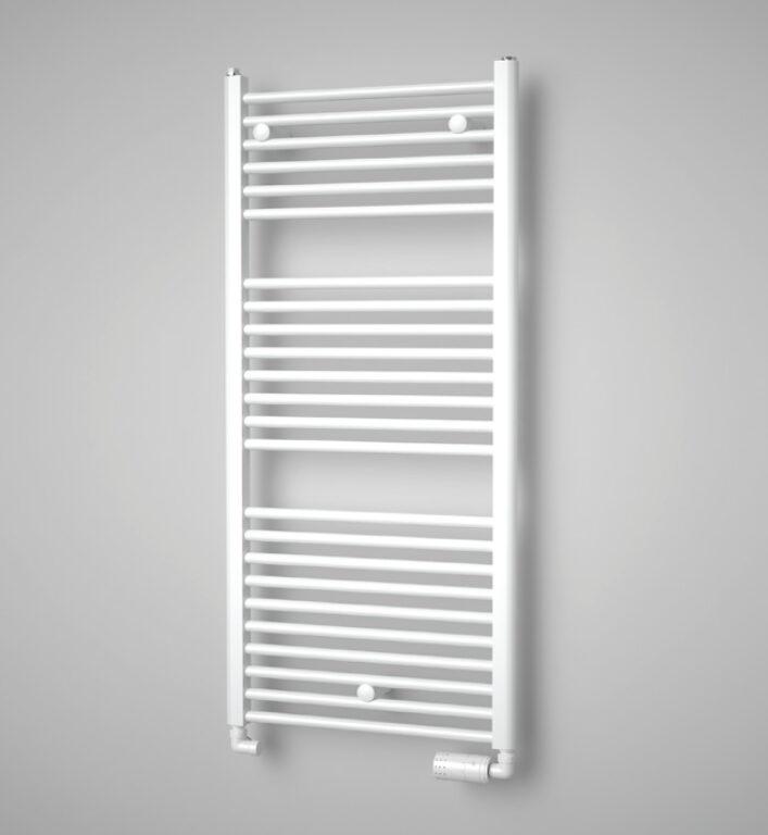 ISAN-Grenada 1775/600 bílá RAL9010 DGRE17750600SK02 - Koupelnové radiátory / Klasická otopná tělesa / Katalog koupelen