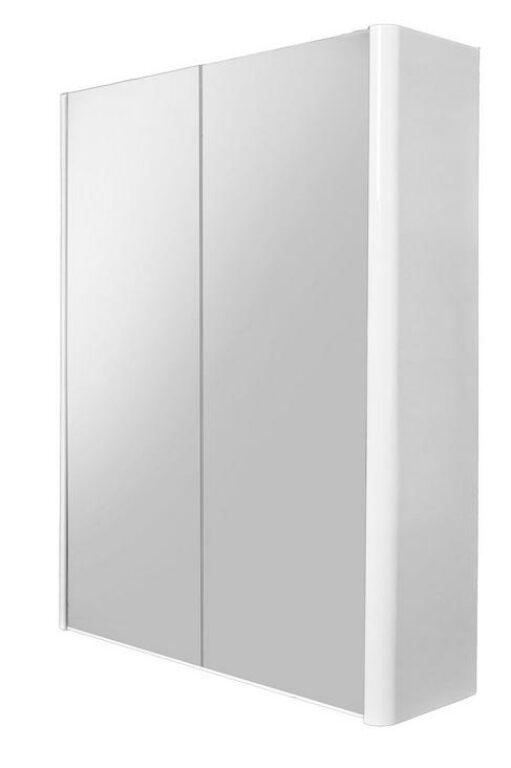 DIAMANT zrcadlová skříňka DI22F1F1 - Koupelnový nábytek / Zrcadlové skříňky / Katalog koupelen