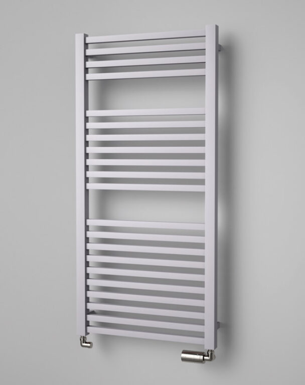 ISAN-Quadrat 1755/600 sněhově bílá RAL9016 DQUA17550600TK01 - Koupelnové radiátory / Klasická otopná tělesa