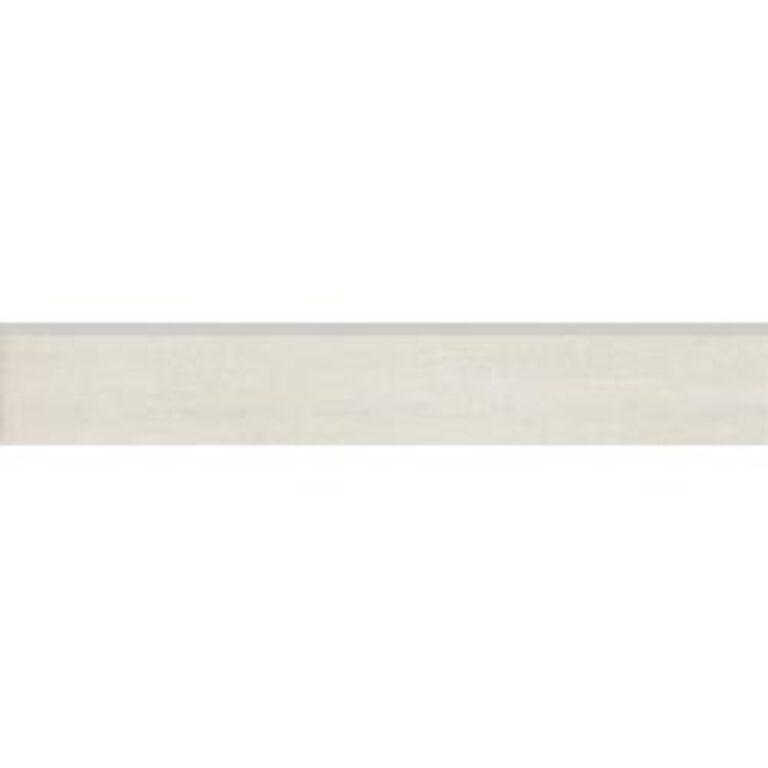 Sokl k dlažbě Wood bílý 9,5/59,5 DSAS4618 - Doprodej obkladů a dlažeb / Obklady a dlažby RAKO v doprodeji