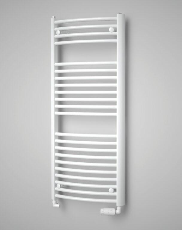 ISAN-Spira Radius 1765/500 chrom DSPR17650500FK80 - Koupelnové radiátory / Designová otopná tělesa / Katalog koupelen