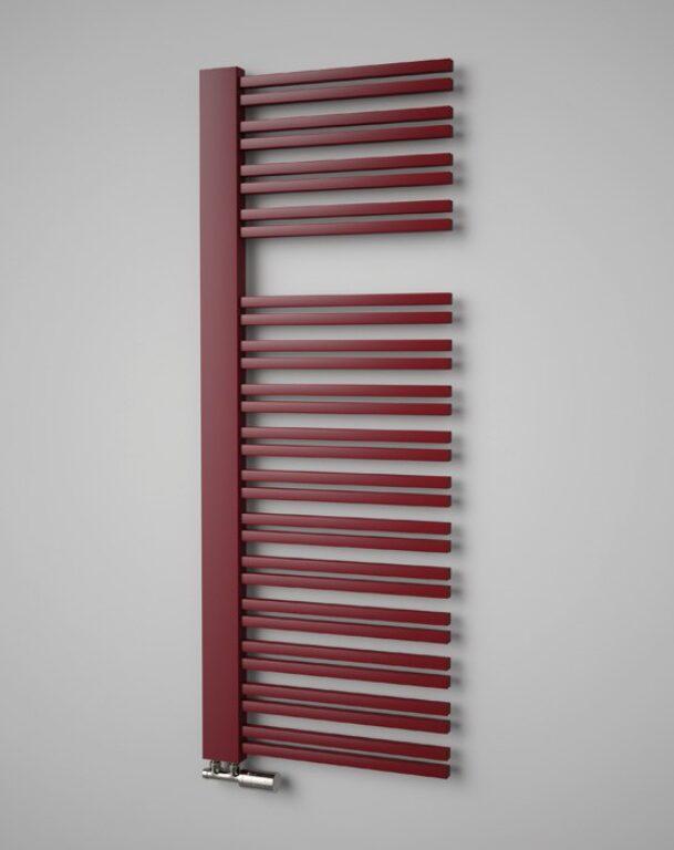 ISAN-Swing 1610/600 kov RAL9006 pravé provedení DSWR16100600SK20 - Koupelnové radiátory / Designová otopná tělesa / Katalog koupelen