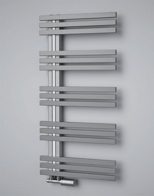 ISAN-Echo Inox 1000/500 nerez DXEC10000500SK81 - Koupelnové radiátory / Designová otopná tělesa / Katalog koupelen