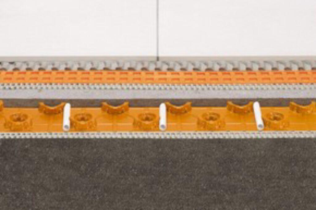 Schl.ENFG vyrovnávací deska s oboustr.lepící páskou BEKOTEC-ENFG - Systémová řešení / Izolace a separace / Katalog koupelen