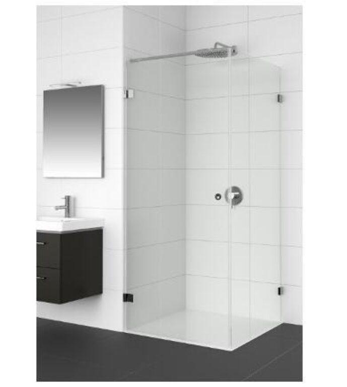 RIHO Artic A201 100x90 sprchová zástěna GA0206201levá - Sprchové kouty pro koupelny / Čtvercové sprchové kouty pro koupelny / Katalog koupelen