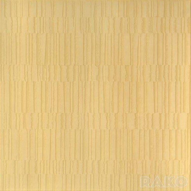 Dlažba Allegro 3CD108 33/33 žlutá GAT3B108 - Doprodej obkladů a dlažeb / Obklady a dlažby RAKO v doprodeji