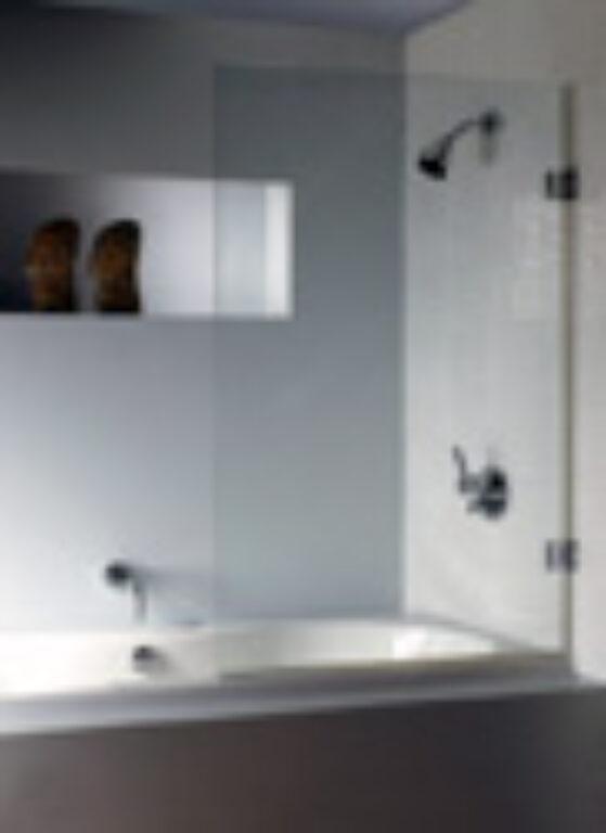 RIHO SCANDIC S108 75/150 vanová zástěna GC57200 - Vany / Vanové zástěny do koupelen