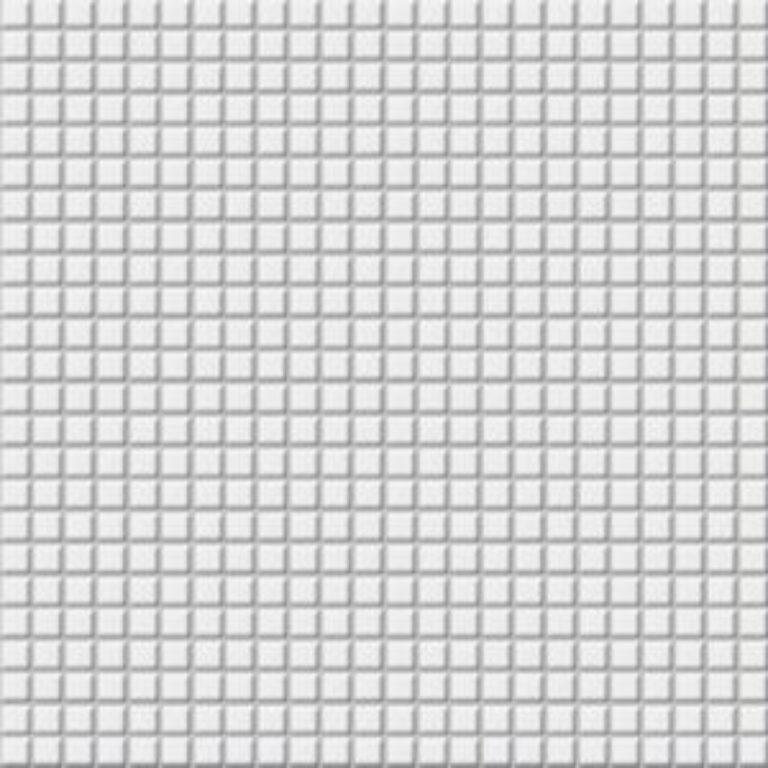 Mozaika Coral 30/30 bílá 1,1x1,1 cm GDM01004 - Doprodej obkladů a dlažeb / Mozaiky