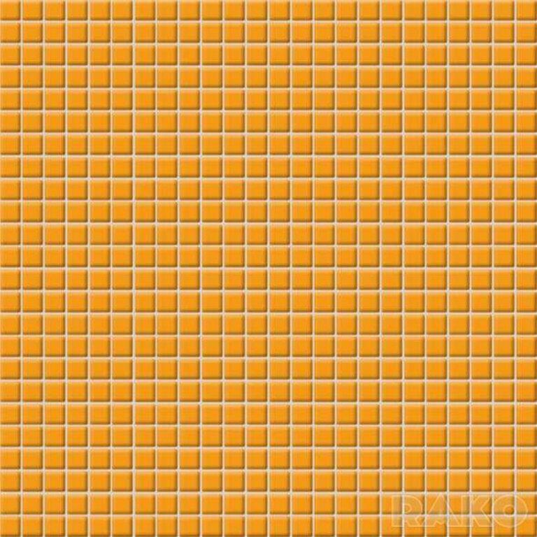 Mozaika Tetris 30/30 oranžová 1,1x1,1 GDM01030 - Doprodej obkladů a dlažeb / Mozaiky
